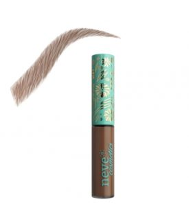 Neve Cosmetics Brow Model Roma Brown, mascara sopracciglia