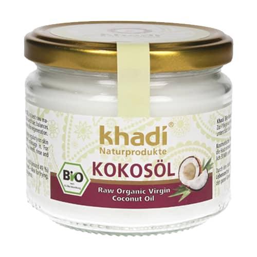 Olio di cocco Khadi Natural