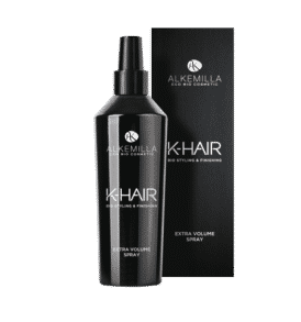 Extra volume spray capelli K-Hair - Volumizzante Alkemilla