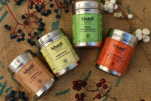 Khadi Cosmetics - Rivenditore ufficiale. Cosmetici, Make-up, profumi, prodotti per la cura della persona e della casa biologici e naturali.