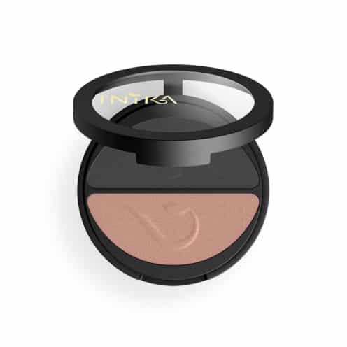 Black Sand - INIKA - Pressed Mineral Eye Shadow Duo