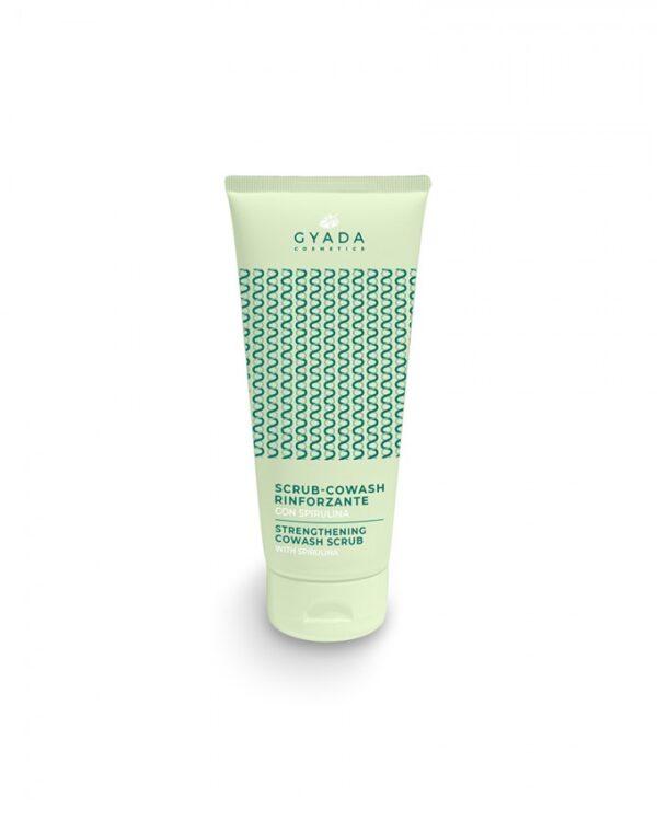 Gyada Cosmetics - SCRUB - COWASH RINFORZANTE CON SPIRULINA