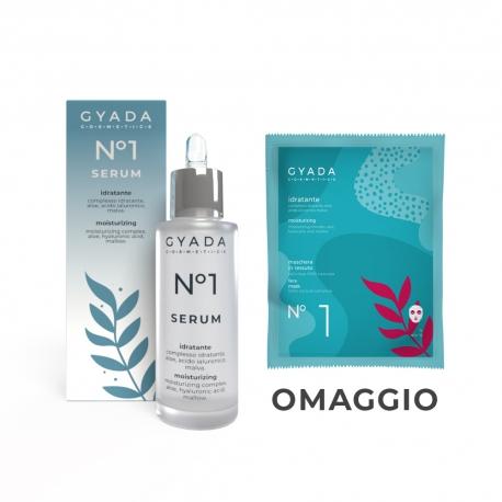 Siero Viso N. 1 Idratante - Gyada Cosmetics