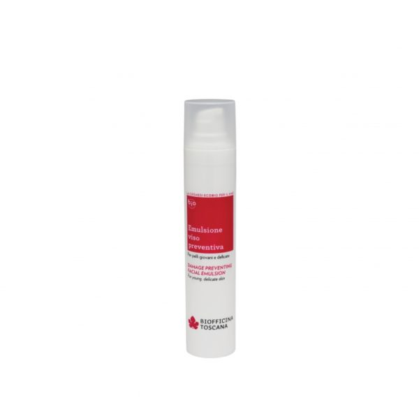 Biofficina Toscana - Emulsione viso preventiva