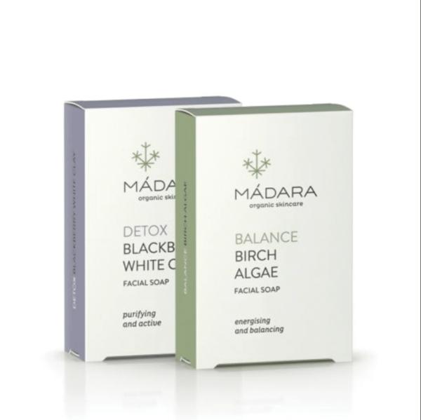 Set Saponette Viso - Madara Organic Skincare