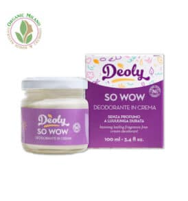 deoly so wow deodorante crema