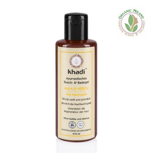 bagno doccia amla e neroli khadi