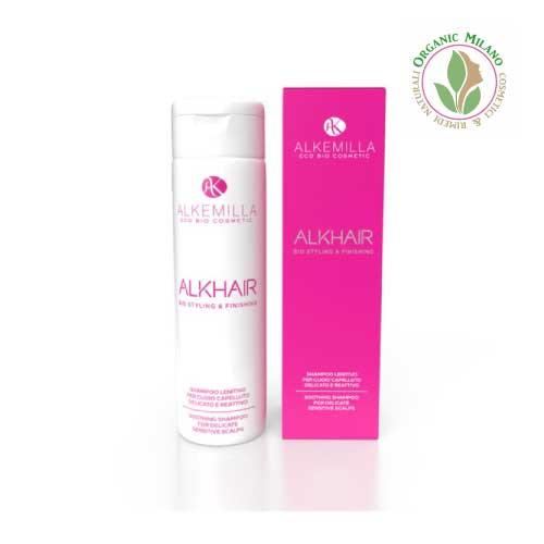 shampoo lenitivo alkemilla