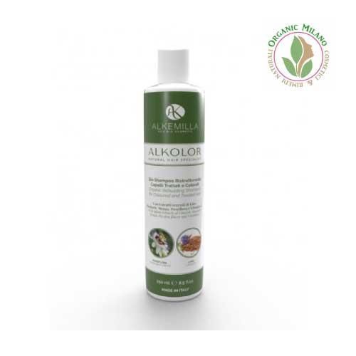 shampoo alkolor per capelli trattati alkemilla