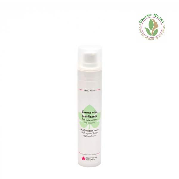 crema viso purificante biofficina toscana