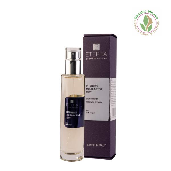 Spray viso antipollution eterea