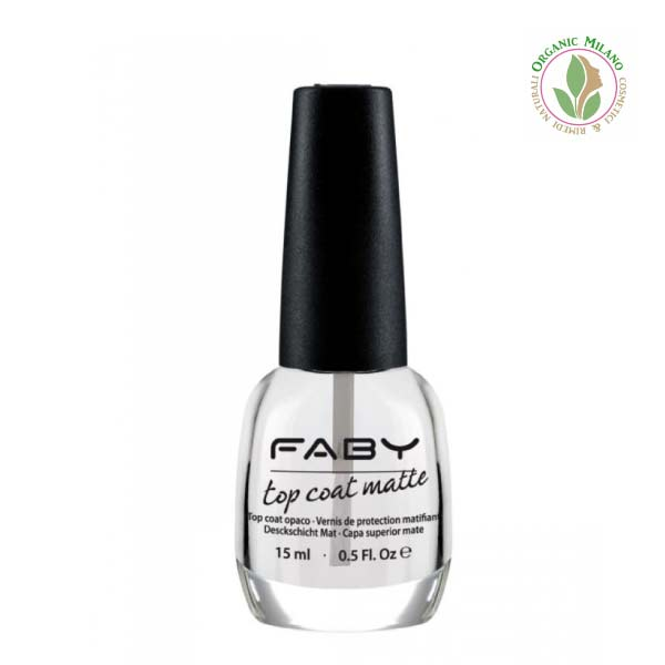 top coat matte faby