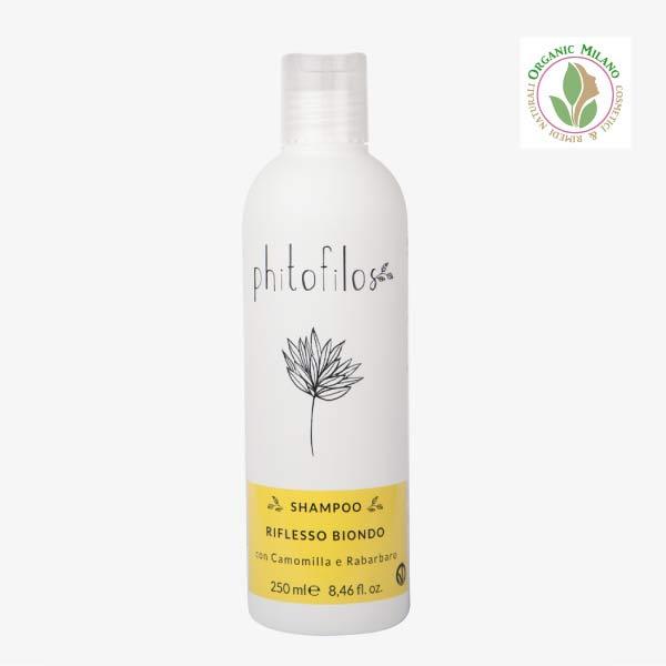 shampoo riflesso biondo Phitofilos